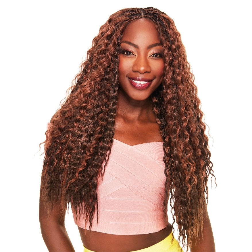 Brazilian Water Braid -Crochet Braids