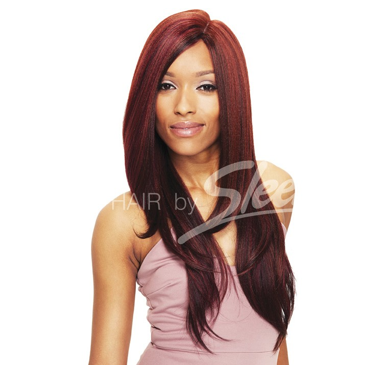 Draya multi-feature stylable wig