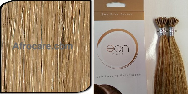 Zen Pure I-Tip Hair Extensions 18 inch Colour #18