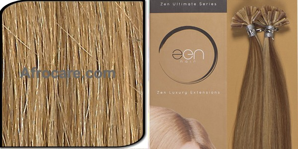 Zen Ultimate U-Tip Hair Extensions 22 inch Colour #14