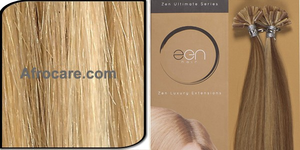 Zen Ultimate U-Tip Hair Extensions 22 inch Colour P14-22