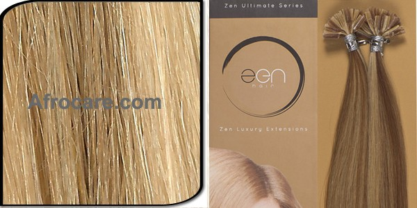 Zen Ultimate U-Tip Hair Extensions 22 inch Colour P18-22