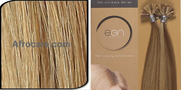 Zen Ultimate U-Tip Hair Extensions 18 inch Colour P21-27