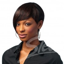 Chanelle 100% Human Hair Wig