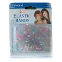 Elastic Bands Pastel