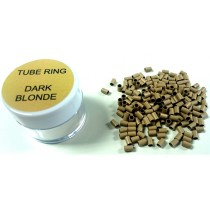 Zen Hair Extension  Microtubes-Dark Blonde x 200  (Linkies)