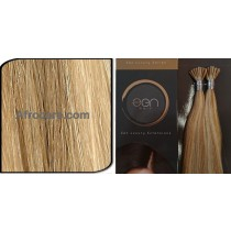 Zen Luxury I-Tip Hair Extensions 22 inch Colour P18-22