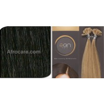 Zen Luxury U-Tip Hair Extensions 18 inch Colour #1