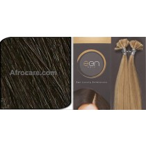 Zen Luxury U-Tip Hair Extensions 18 inch Colour #1B