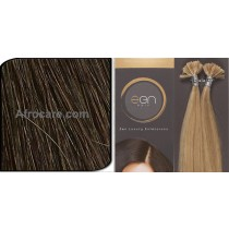 Zen Luxury U-Tip Hair Extensions 18 inch Colour #4