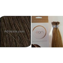 Zen Pure I-Tip Hair Extensions 18 inch Colour #4