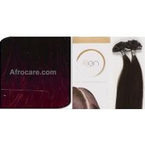 Zen Pure U-Tip Hair Extensions 18 inch Colour T400-Burg