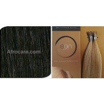 Zen Ultimate I-Tip Hair Extensions, 18 inch Colour #1