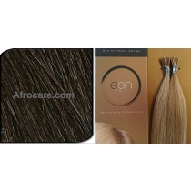 Zen Ultimate I-Tip Hair Extensions, 18 inch Colour #1B