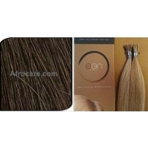 Zen Ultimate I-Tip Hair Extensions, 18 inch Colour #4