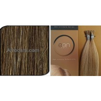 Zen Ultimate I-Tip Hair Extensions, 18 inch Colour #6