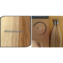Zen Ultimate I-Tip Hair Extensions, 18 inch Colour P27-613