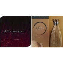 Zen Ultimate I-Tip Hair Extensions, 18 inch Colour T400-Burg