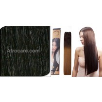 Zen Ultimate Weft Hair Extensions, 22 inch Colour #1