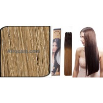 Zen Ultimate Weft Hair Extensions, 18 inch Colour #12