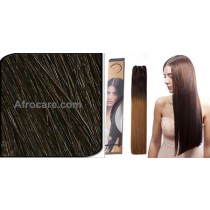 Zen Ultimate Weft Hair Extensions, 22 inch Colour #1B