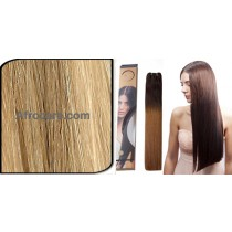 Zen Ultimate Weft Hair Extensions, 14 inch Colour P18-22