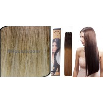 Zen Ultimate Weft Hair Extensions, 18 inch Colour T405-613